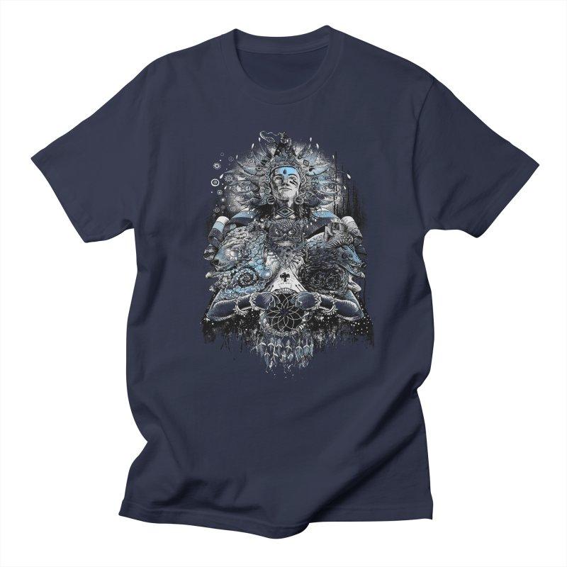 Spirit Dreams Men's T-Shirt by Qetza