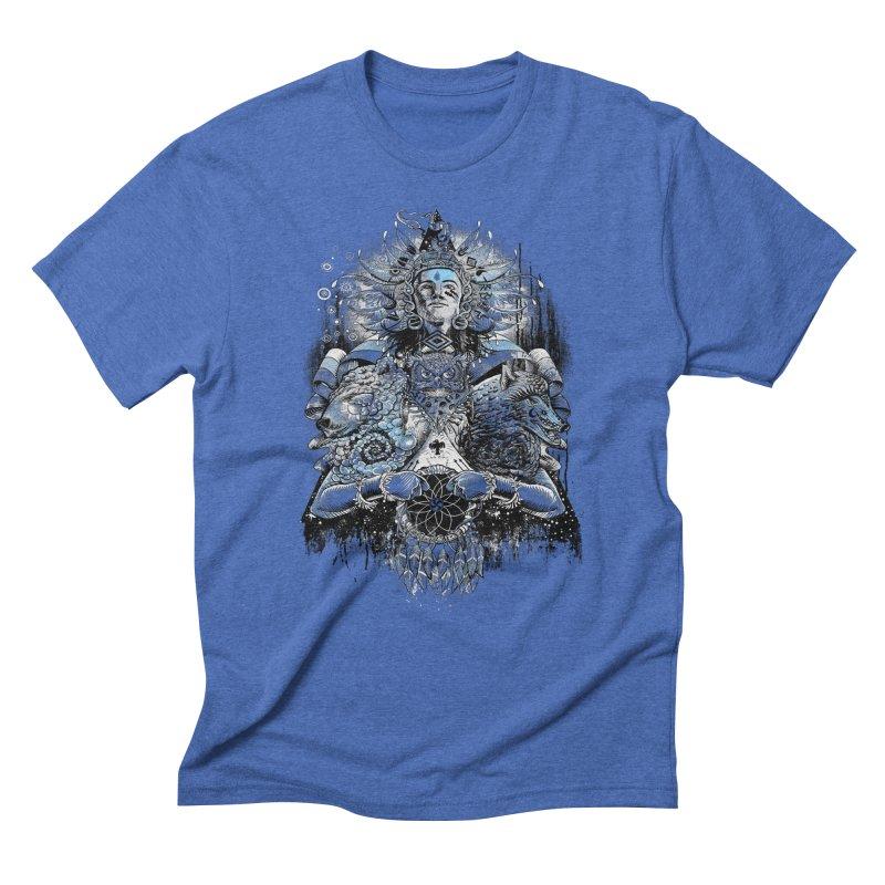 Spirit Dreams Men's Triblend T-Shirt by Qetza