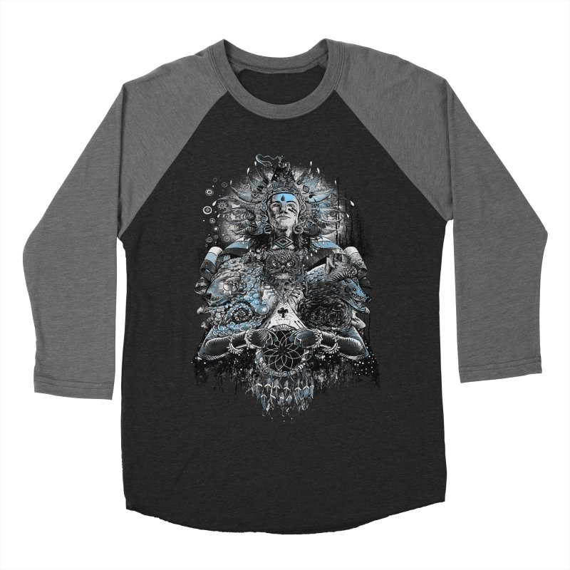 Spirit Dreams Men's Baseball Triblend T-Shirt by Qetza