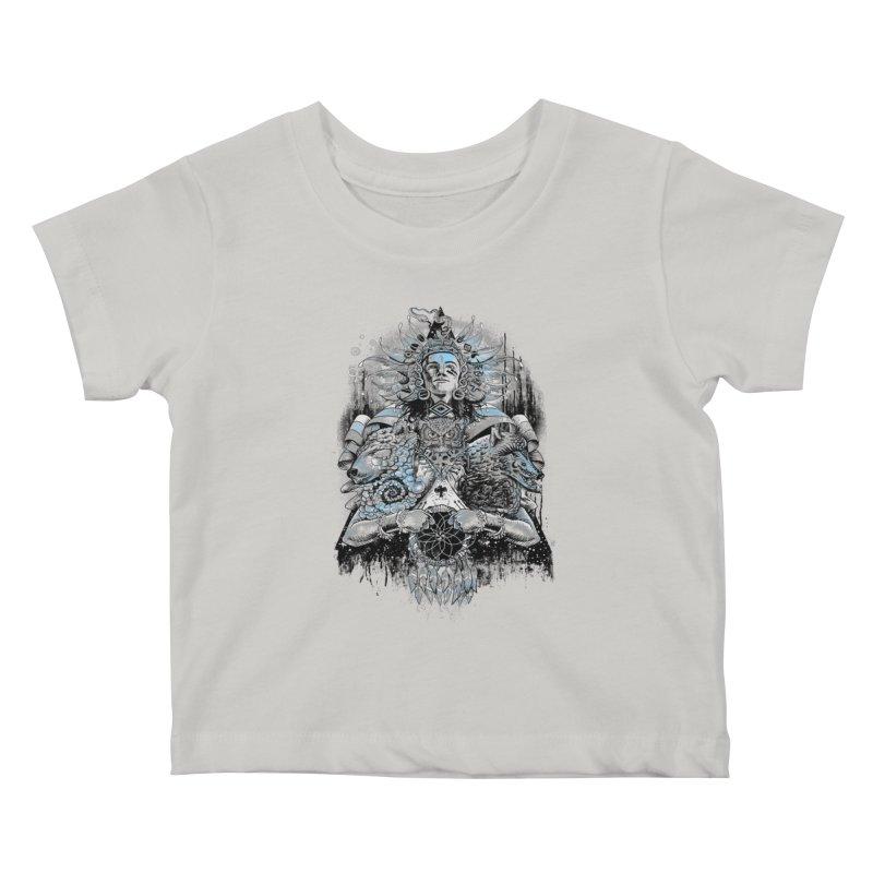 Spirit Dreams Kids Baby T-Shirt by Qetza