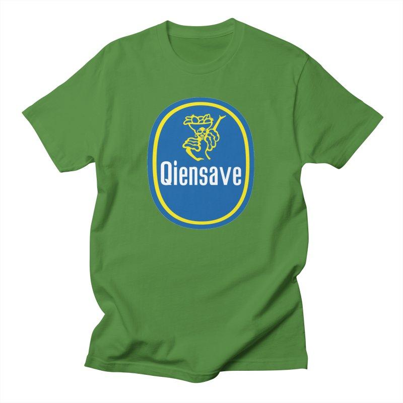 Chiquiztli Banana Men's T-Shirt by Qiensave Merchandise