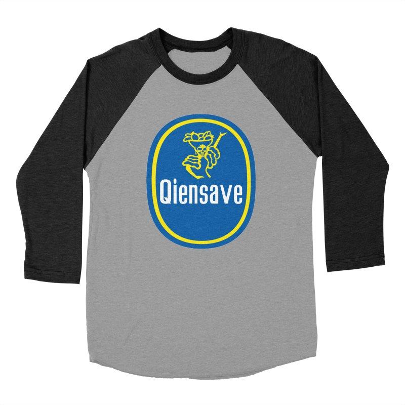 Chiquiztli Banana Women's Baseball Triblend Longsleeve T-Shirt by Qiensave Merchandise