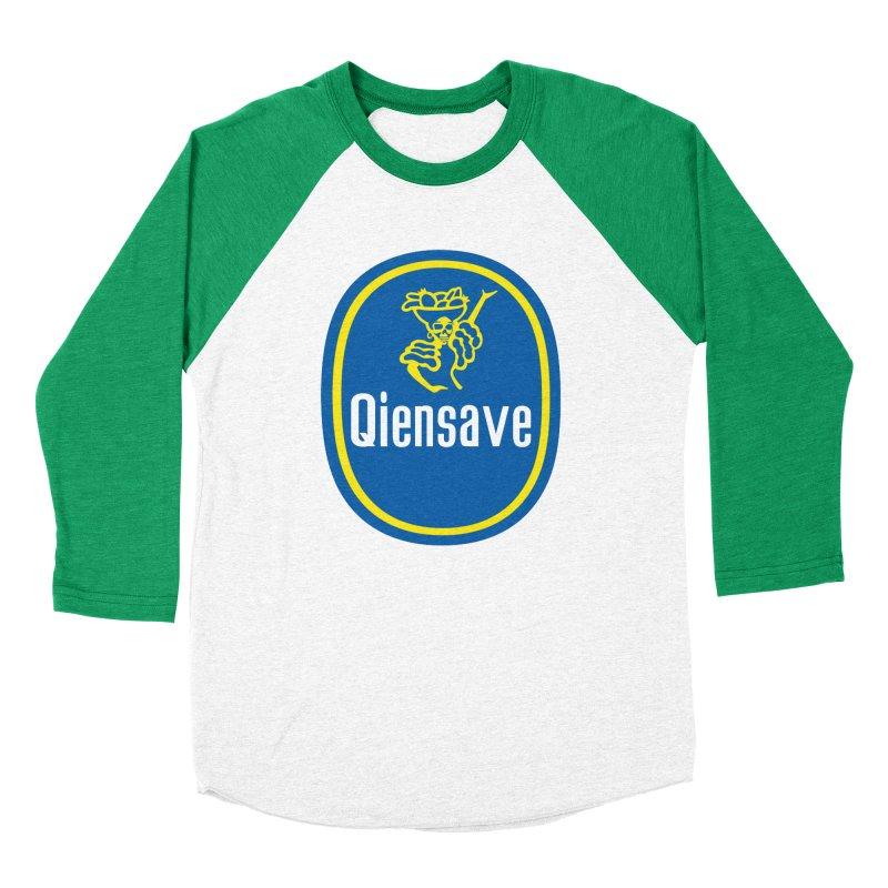 Chiquiztli Banana Men's Baseball Triblend Longsleeve T-Shirt by Qiensave Merchandise