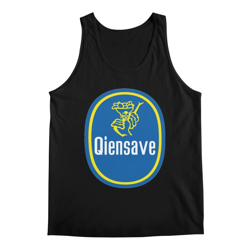 Chiquiztli Banana Men's Tank by Qiensave Merchandise
