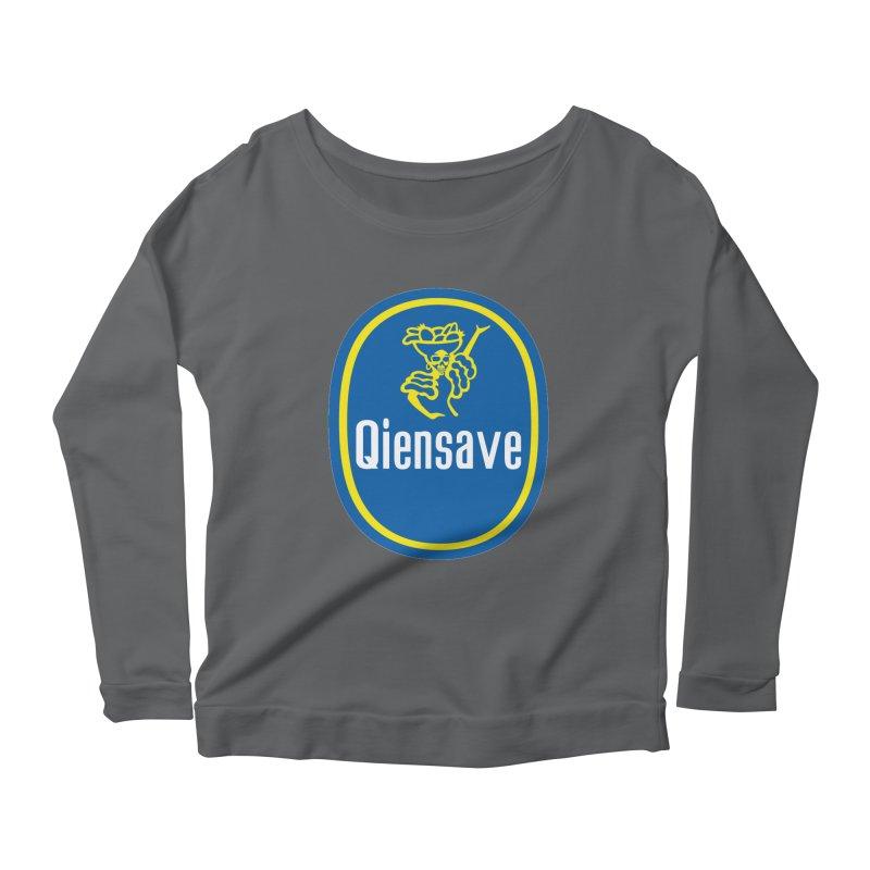 Chiquiztli Banana Women's Longsleeve T-Shirt by Qiensave Merchandise