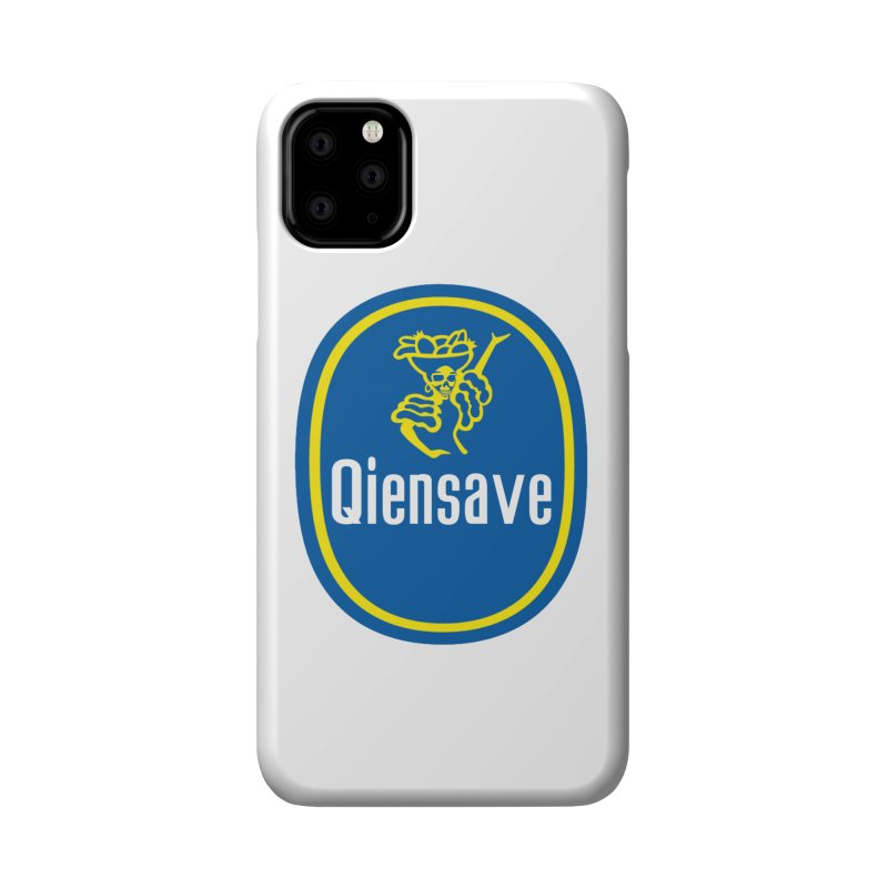 Chiquiztli Banana Accessories Phone Case by Qiensave Merchandise