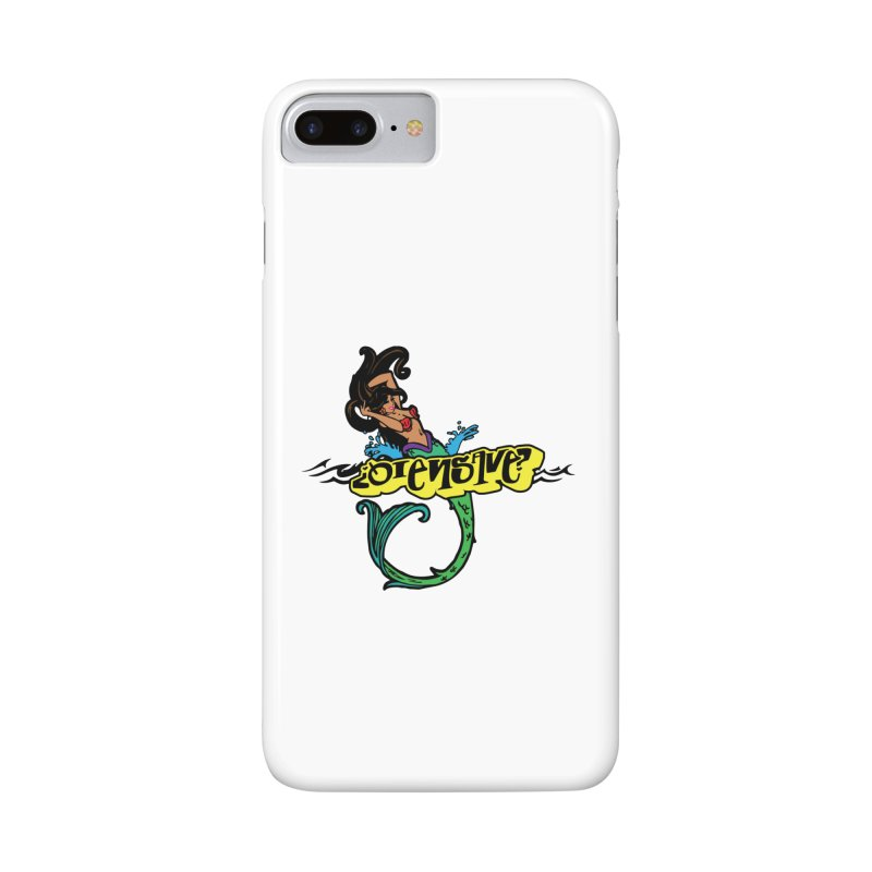 Sirena Accessories Phone Case by Qiensave Merchandise