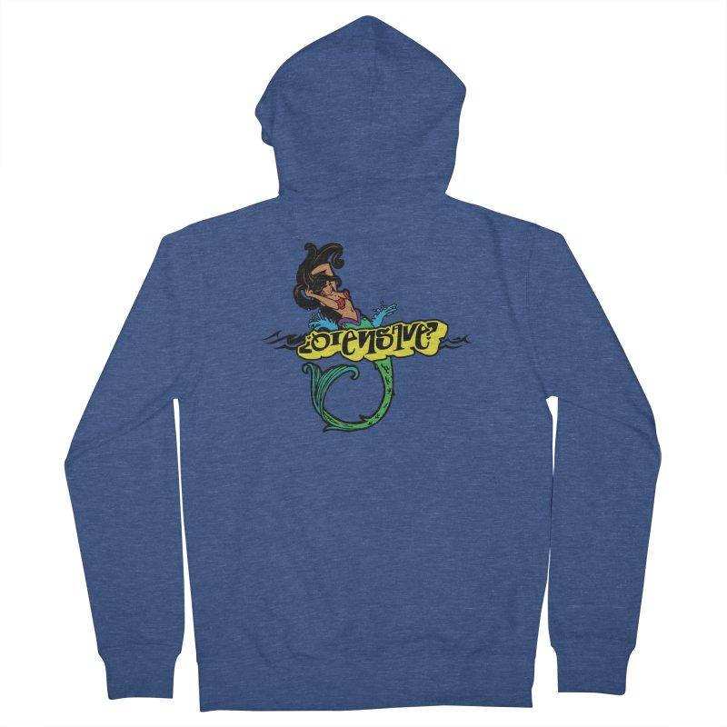 Sirena Women's Zip-Up Hoody by Qiensave Merchandise