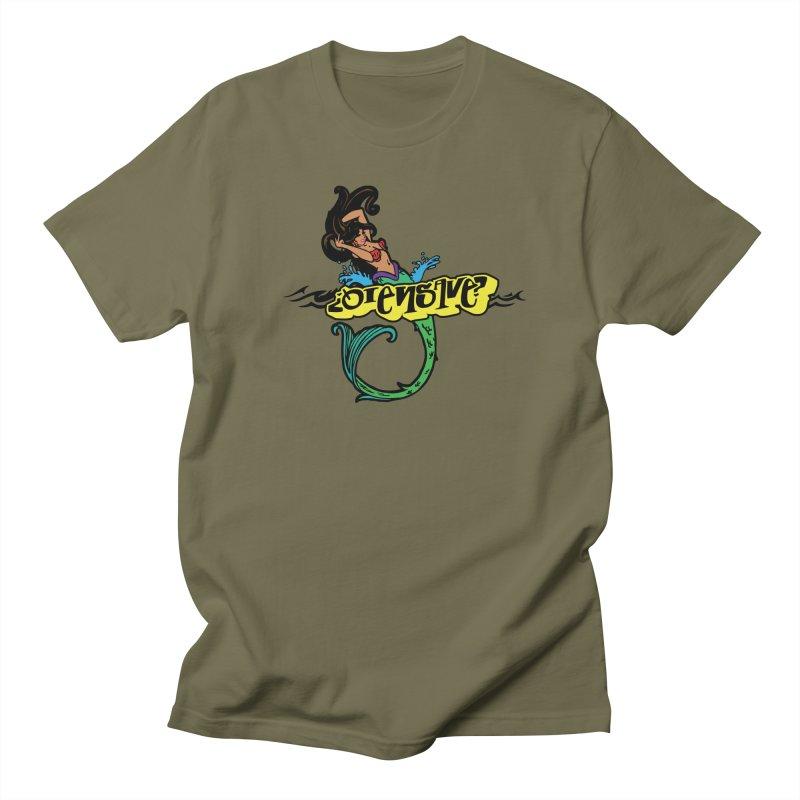 Sirena Men's Regular T-Shirt by Qiensave Merchandise