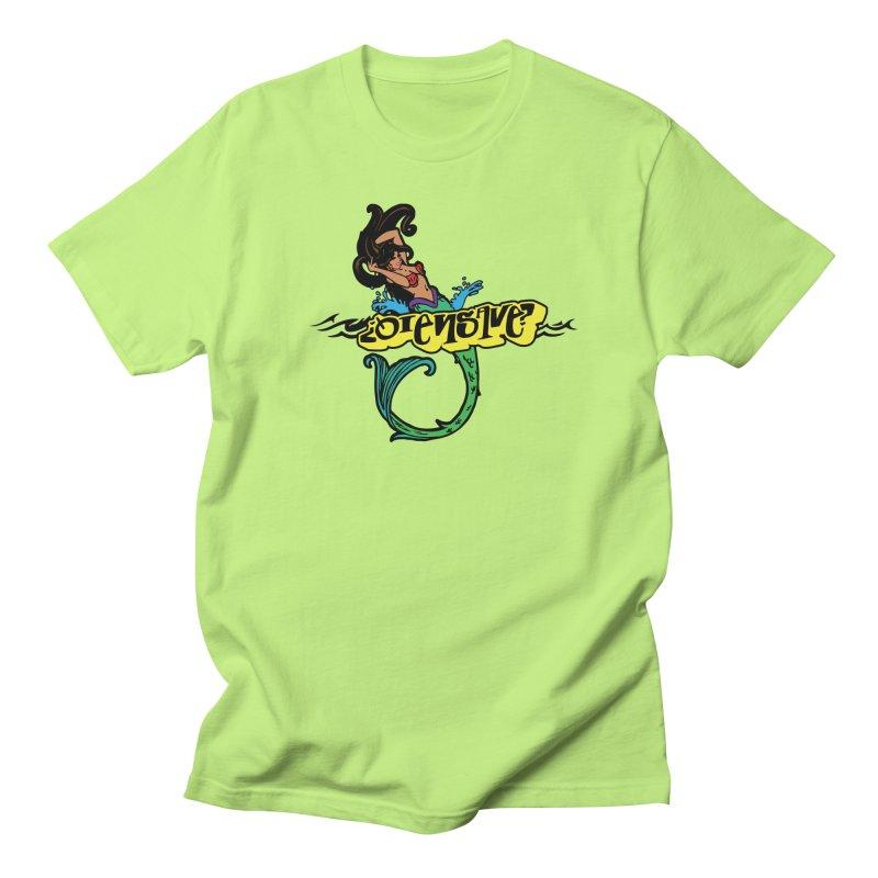 Sirena Men's T-Shirt by Qiensave Merchandise