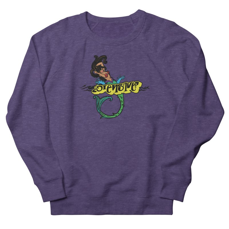 Sirena Men's French Terry Sweatshirt by Qiensave Merchandise