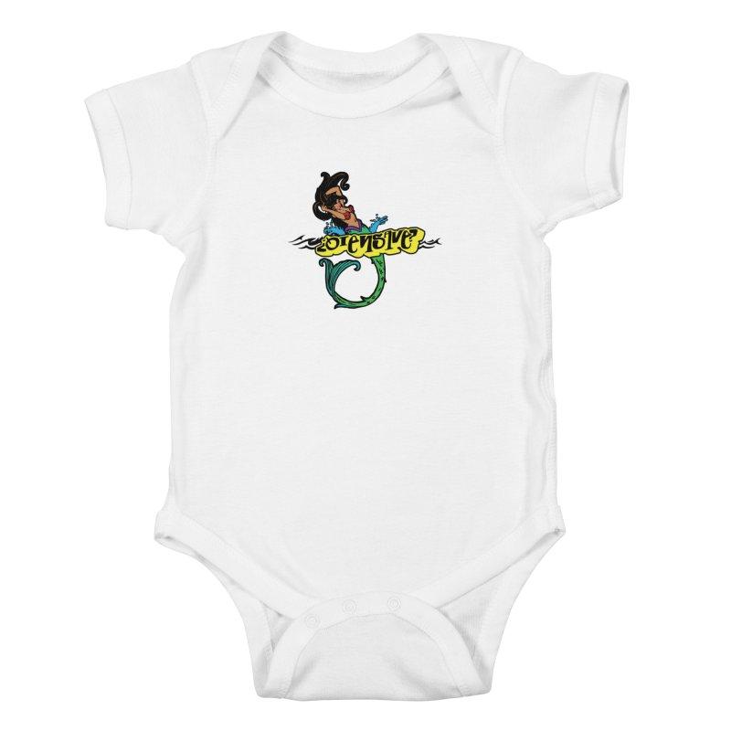 Sirena Kids Baby Bodysuit by Qiensave Merchandise