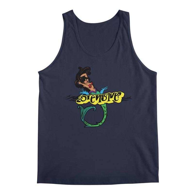 Sirena Men's Tank by Qiensave Merchandise