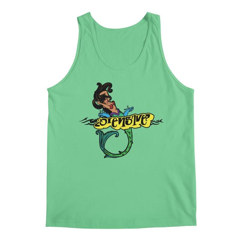 Sirena Men's Regular Tank by Qiensave Merchandise
