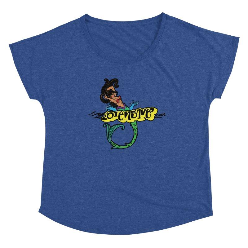 Sirena Women's Scoop Neck by Qiensave Merchandise