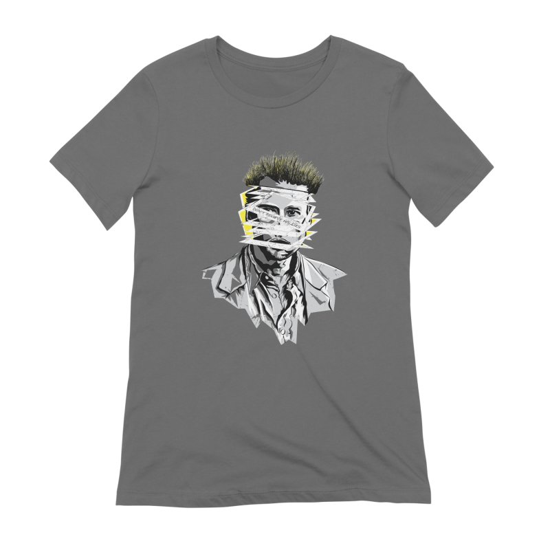Memento Women's Extra Soft T-Shirt by quadrin's Artist Shop