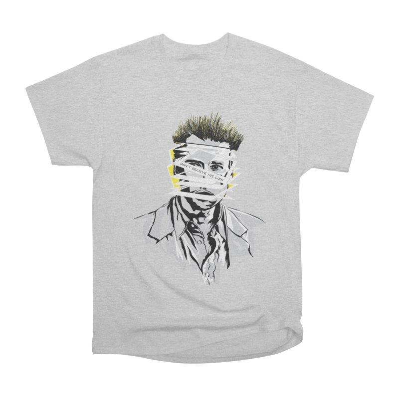 Memento Women's Heavyweight Unisex T-Shirt by quadrin's Artist Shop