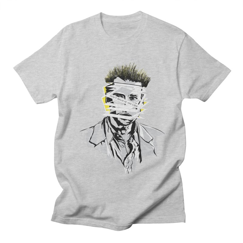 Memento Men's Regular T-Shirt by quadrin's Artist Shop