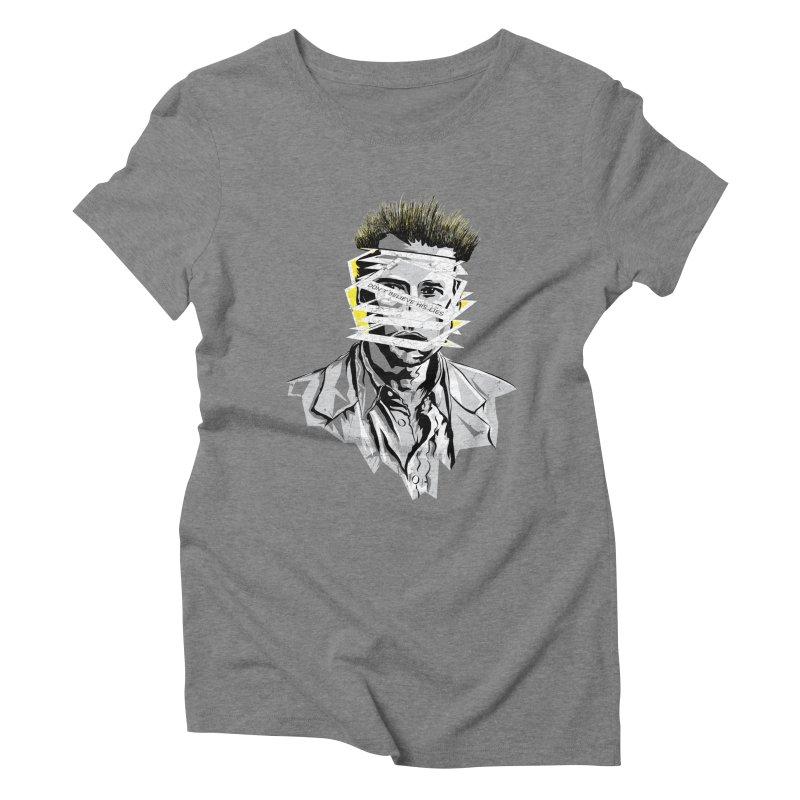 Memento Women's Triblend T-Shirt by quadrin's Artist Shop