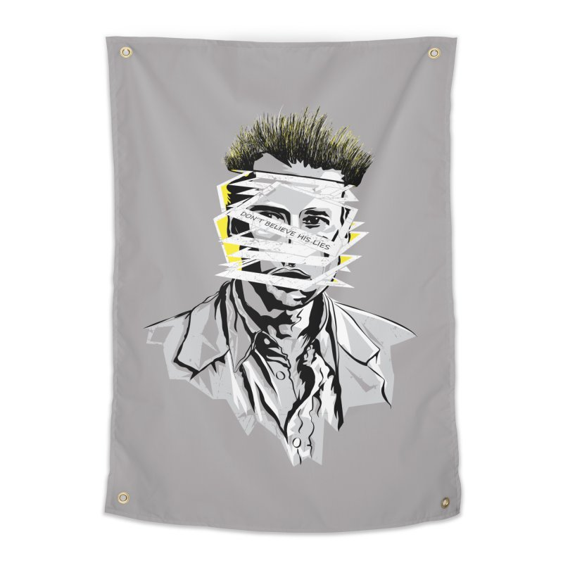 Memento Home Tapestry by quadrin's Artist Shop