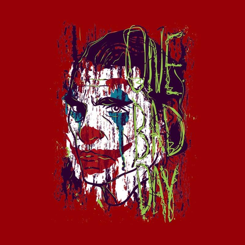 One Bad Day - Joker by quadrin's Artist Shop