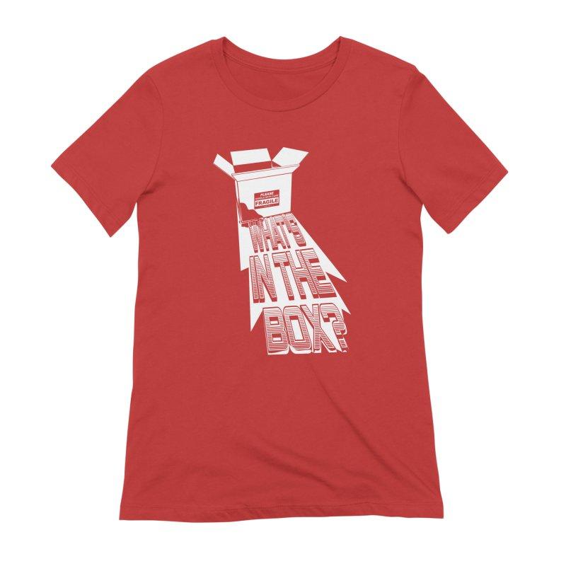 Se7en Women's Extra Soft T-Shirt by quadrin's Artist Shop