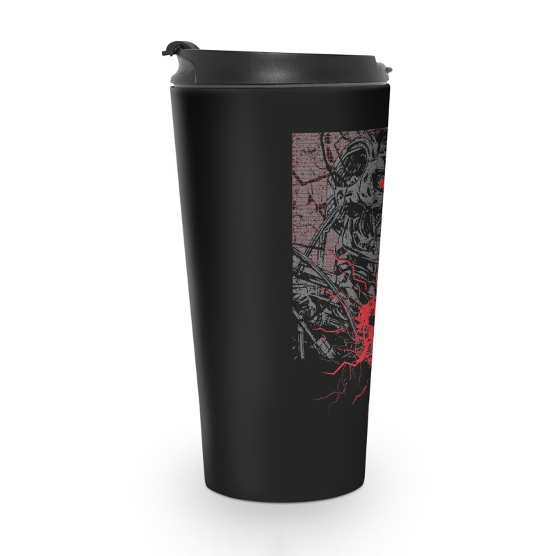 Terminator Accessories Travel Mug by quadrin's Artist Shop
