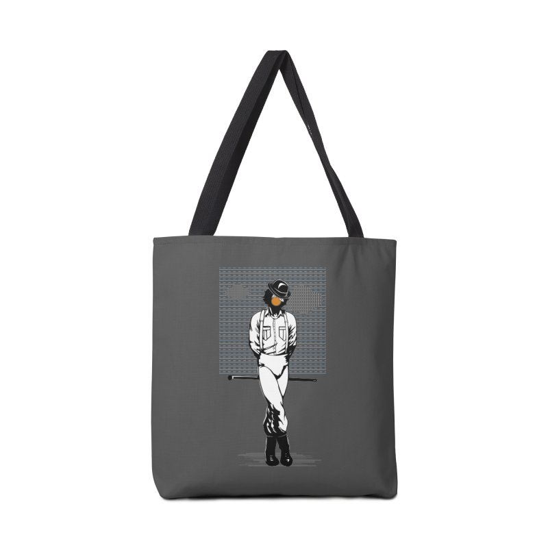Son of Man Accessories Tote Bag Bag by quadrin's Artist Shop