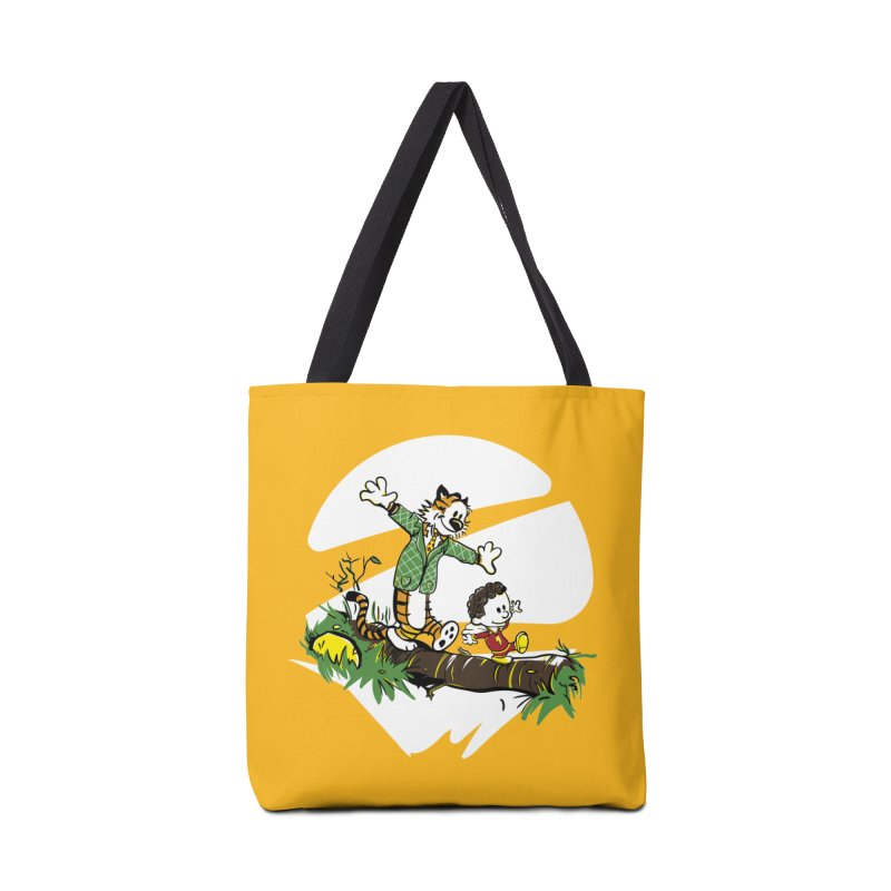 Shazam + Mister Tawky Tawny Accessories Tote Bag Bag by quadrin's Artist Shop
