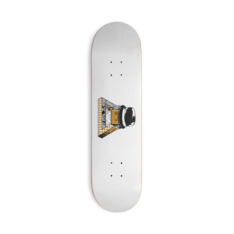 A Clockwork Orange - Ninth Symphony Accessories Skateboard by quadrin's Artist Shop