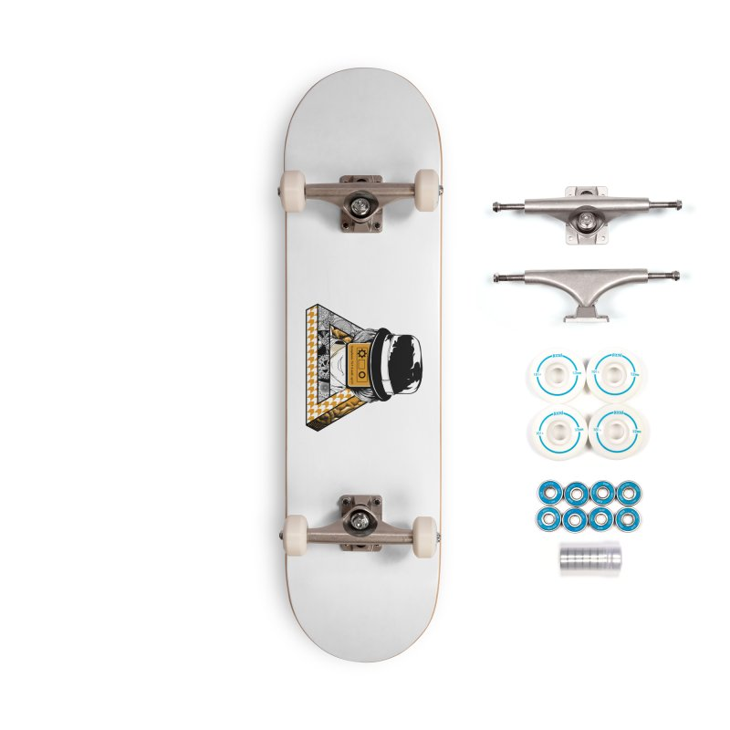 A Clockwork Orange - Ninth Symphony Accessories Skateboard by quadrin's Artist Shop