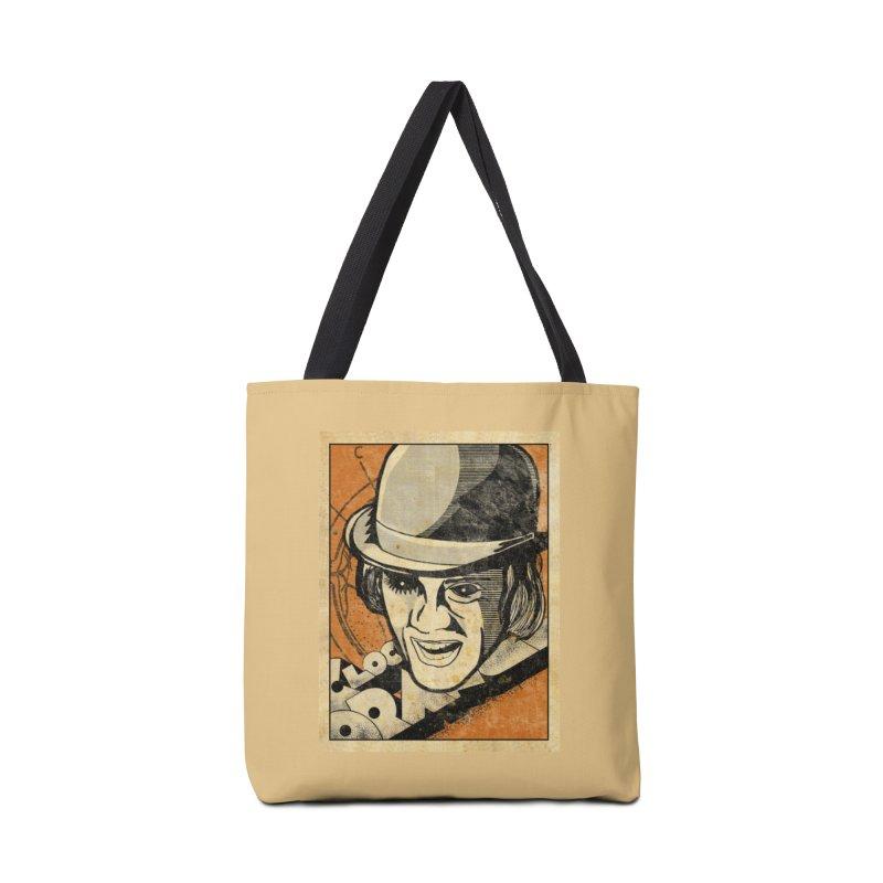 A Clockwork Orange - Alex DeLarge Accessories Bag by quadrin's Artist Shop
