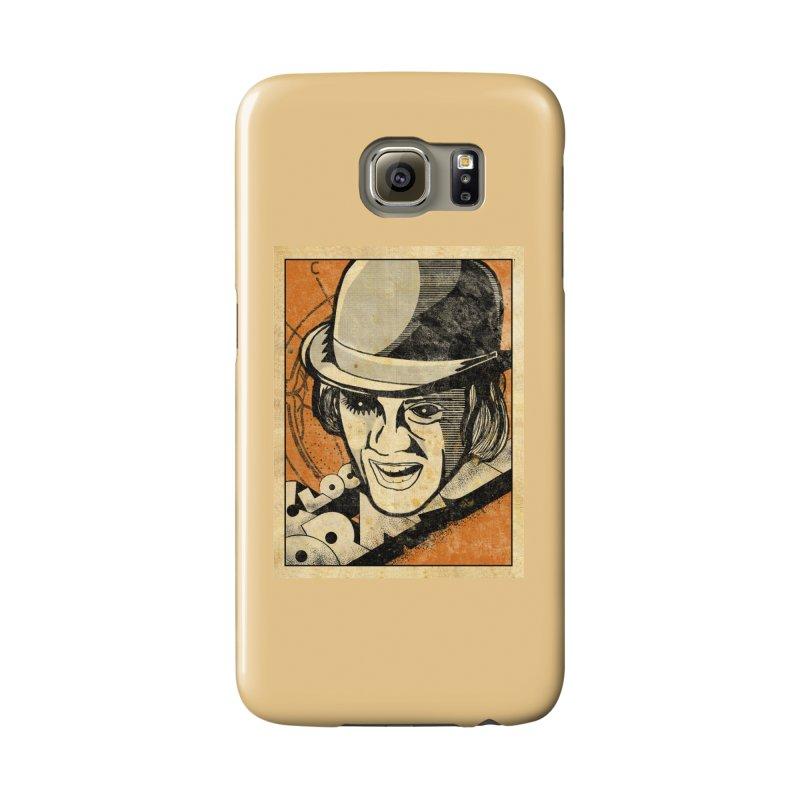 A Clockwork Orange - Alex DeLarge Accessories Phone Case by quadrin's Artist Shop