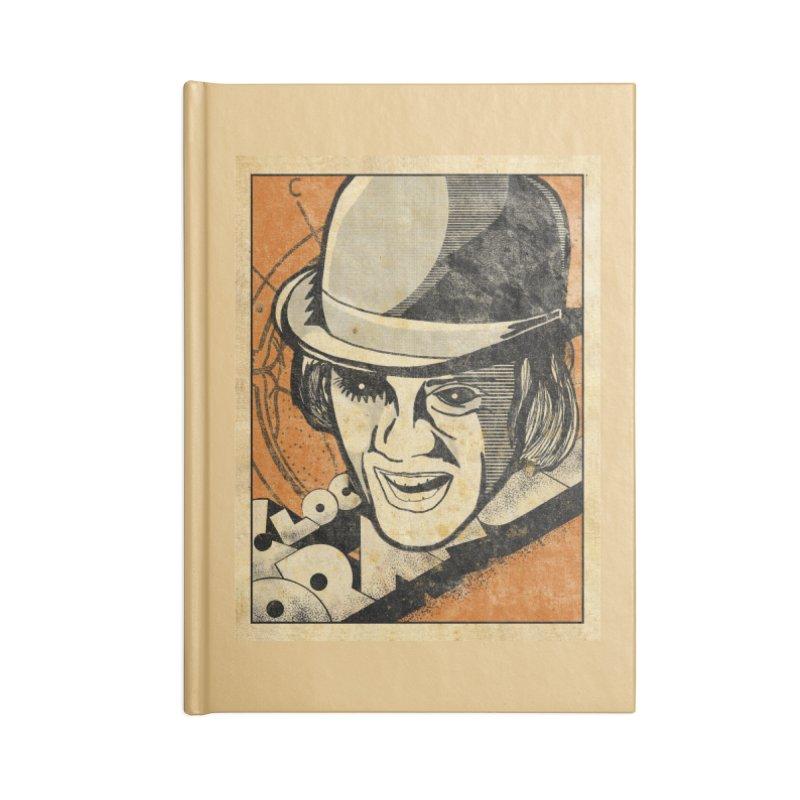 A Clockwork Orange - Alex DeLarge Accessories Notebook by quadrin's Artist Shop