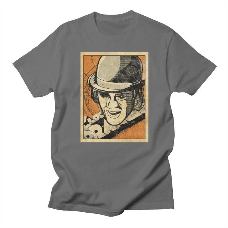 A Clockwork Orange - Alex DeLarge Men's T-Shirt by quadrin's Artist Shop