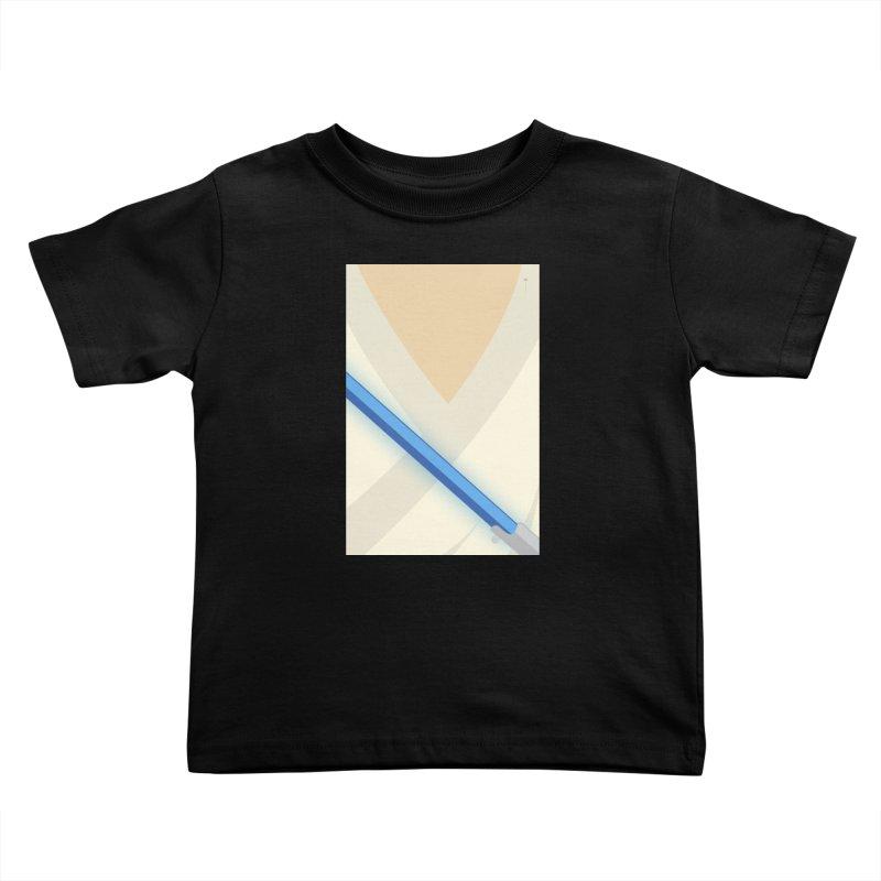 Luke - Chest Kids Toddler T-Shirt by quadrin's Artist Shop