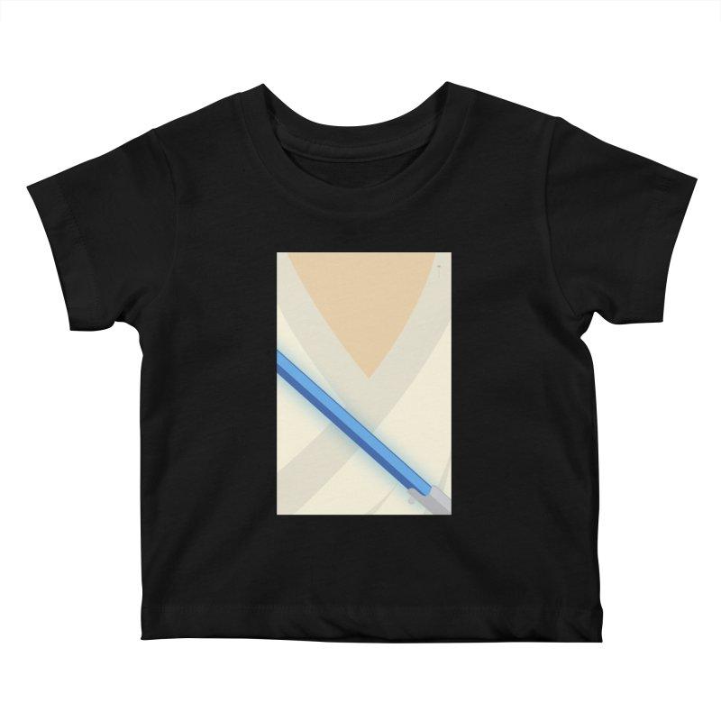 Luke - Chest Kids Baby T-Shirt by quadrin's Artist Shop