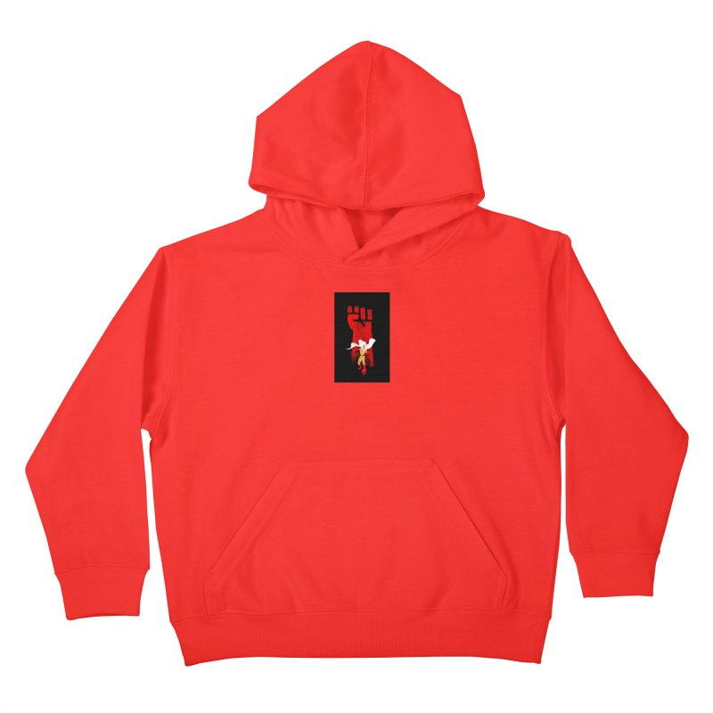 One Punch Man Kids Pullover Hoody by quadrin's Artist Shop