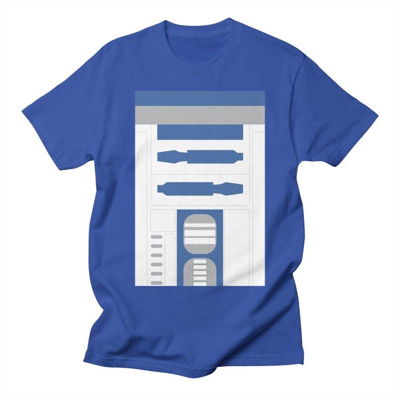 R2-D2 Men's T-Shirt by quadrin's Artist Shop