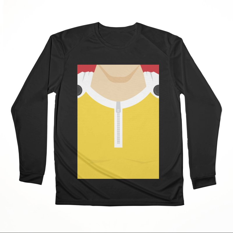 Saitama - Minimalist Women's Longsleeve T-Shirt by quadrin's Artist Shop