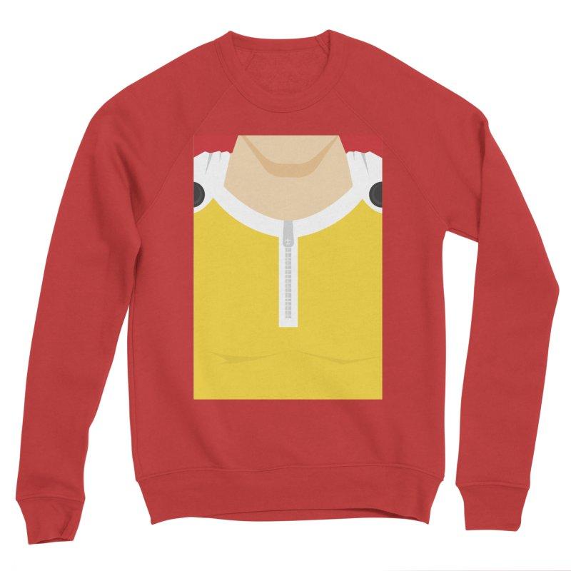 Saitama - Minimalist Men's Sweatshirt by quadrin's Artist Shop