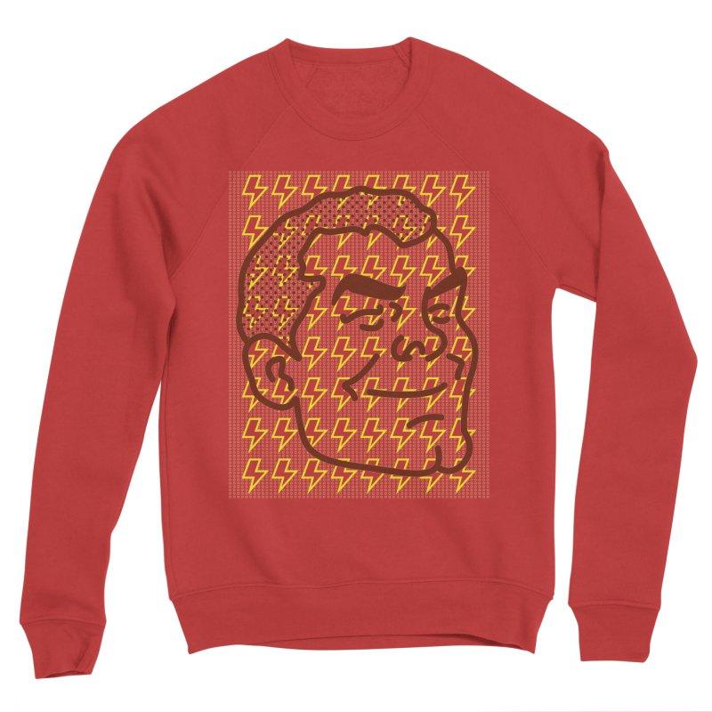 Shazam - Face Men's Sweatshirt by quadrin's Artist Shop