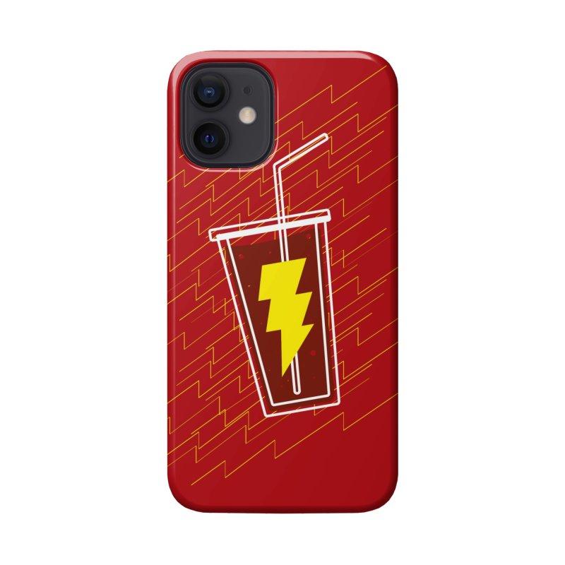 Shazam! - Milkshake Accessories Phone Case by quadrin's Artist Shop