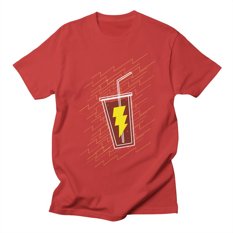 Shazam! - Milkshake Men's T-Shirt by quadrin's Artist Shop