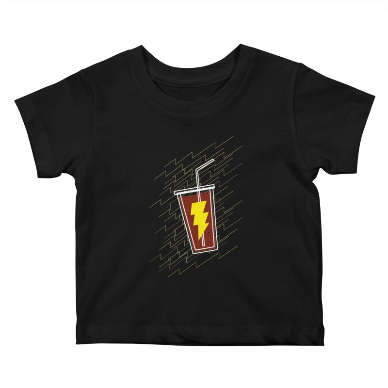 Shazam! - Milkshake Kids Baby T-Shirt by quadrin's Artist Shop