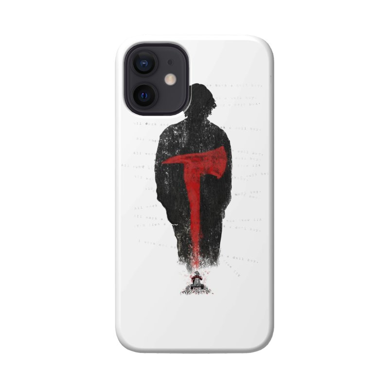 The Shining Accessories Phone Case by quadrin's Artist Shop