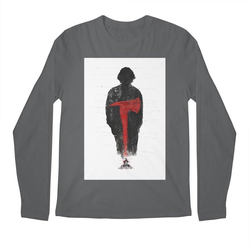 The Shining Men's Longsleeve T-Shirt by quadrin's Artist Shop