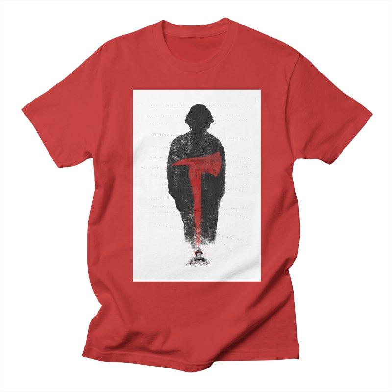 The Shining Men's T-Shirt by quadrin's Artist Shop