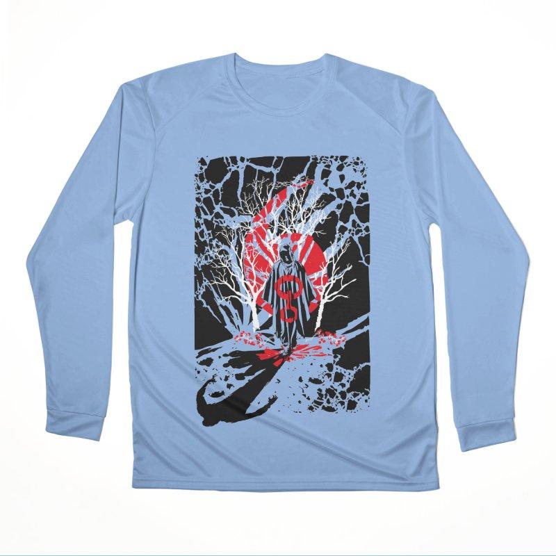 M. Night Shyamalan Women's Longsleeve T-Shirt by quadrin's Artist Shop