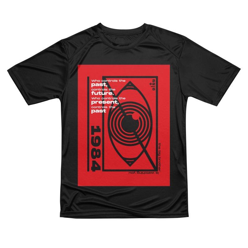 1984 Men's T-Shirt by quadrin's Artist Shop